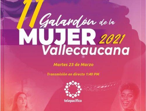 Celebramos la preselección de nuestra Directora  Vilma Lucia Ortiz Gómez  al Galardón de la Mujer Vallecaucana.